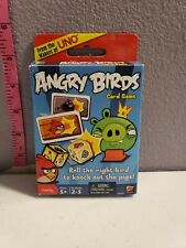 Angry Birds Card Game From The Makers Of Uno Mattel