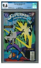Superman Adventures #23 (1998) Livewire Cover CGC 9.6 EB598