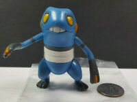 Croagunk Nintendo Pokemon Jakks Pacific Articulated Figure 2007 Rare Vintage