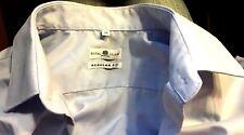hellblaues Oberhemd Größe 39, Royal Class regular fit 100 % Cotton kurze Ärmel