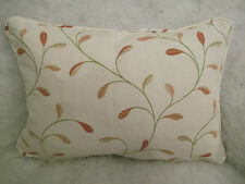 "JANE CHURCHILL ORLANA OBLONG CUSHION 20"" X 14 ""(51 CM X 36 CM) DOUBLE SIDED"