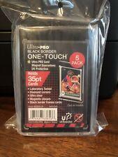 35pt Black Border One-touch Ultra Pro Ulp83656uv