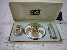 Vintage 'Kigu' Art Deco Style Cased Powder Compact Set