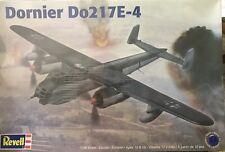 Revell 1/48 Dornier Do217E-4 Luftwaffe Bomber WWII Kit #85-5526 Factory Sealed