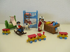 ( B3/16 ) 5311 Kinderzimmer  Puppenhaus 5300 5305 1900 Nostalgie rosa Serie