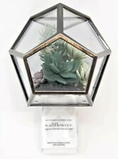 Bath & Body Works Wallflower Diffuser Plug In Unit Succulent Terrarium Cactus