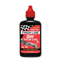 Finish Line Bike Bicycle (Dg) Dry Lube (Teflon +) 2Oz