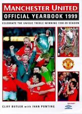 Manchester United Official Yearbook 1999,Cliff Butler, Ivan Ponting