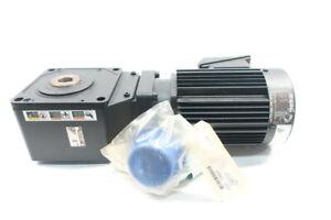 Sumitomo RNYMS1-1420A-60 Sm-hyponic Gearmotor 29.2rpm 3ph 1hp 230/460v-ac