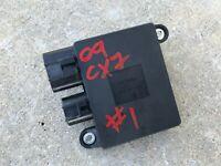 07 08 09 10 11 12 MAZDA CX-7 CX7 Fan Module #1 OEM K2