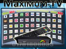 RUSSISCHE TV, OHNE ABO, Mag 322 ohne Vertrag mit Archiv,русские каналы