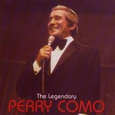 PERRY COMO THE LEGENDARY PERRY COMO CD Album MINT/EX/MINT