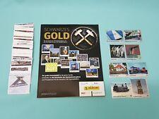 Panini Schwarzes Gold 2018 10 Sticker aussuchen