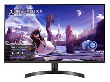 NIB LG 32QN600-B 32-Inch QHD 2560 x 1440 IPS Monitor with HDR 10 AMD FreeSync