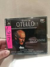 Otello by VERDI,GIUSEPPE   TOSCANINI