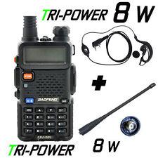 Walkie Talkie Baofeng UV5R TRIPOWER 8w. Baofeng UV5R 8W radio