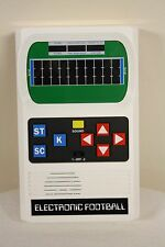 2014 Mattel Basic Fun Handheld Electronic Football Game