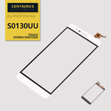 Touch Screen Digitizer Panel For BLU Studio One Plus S0130UU Replacement White
