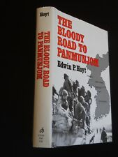 THE BLOODY ROAD TO PANMUNJOM BY EDWIN HOYT, KOREA WAR