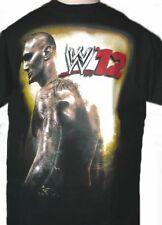 WWE Authentic WWE 12 Randy Orton Size Large 42-44 t-Shirt Men New Short Sleeve