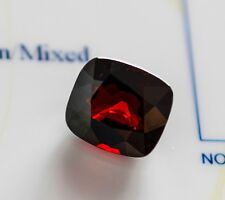 3.45ct Natural Red-Purple Spinel 8.06mm x9.03mm Unheated Certificate Chanthaburi