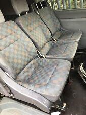 Mercedes Vito/V-Class 638  Rear Seats 2+1