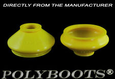 2x Polyboots Polyurethane Ball Joint Dust Boots 15x38x26 mm Control Arm Tuning