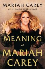 The Meaning Of Mariah Carey [New Book] Hardcover