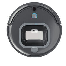 Black & Decker HRV425BL Lithium Robotic Vacuum with LED SMARTECH RoboVac New