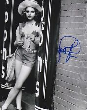 Jodie Foster signed Taxi Driver 8x10 photo