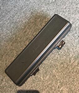 Fox Large Rig Box Carp Fishing End Tackle Safe Wallet Hard Case Storage Bin