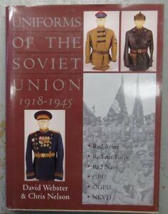 Uniforms of the Soviet Union 1918-1945 - Schiffer Book