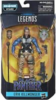 Marvel Legends Black Panther Erik Killmonger Action Figure from HASBRO