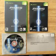 Star Wars: Jedi Knight II -- Jedi Outcast Original Xbox System Complete Game 2