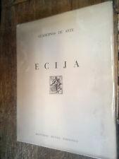 Cuardernos de arte dirigidos por Luis M. Feduchi IV Ecida estudio historico