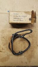 Military Dodge W.C. Weapons Carrier Wiring Harness Starter to Radio Filter G502