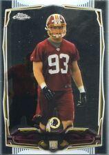 Topps Chrome Football 2014 Rookie Card #217 Trent Murphy - Washington Redskins