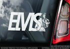 Elvis Presley - Car Window Sticker - The King Rock & Roll Music Sign Decal - V04