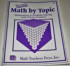 Moving with Math Pt. 1 : DI Numeration and Problem Solving with Whole Numbers...