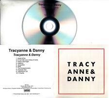 TRACYANNE & DANNY Tracyanne & Danny 2018 UK 10-trk promo test CD