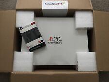 PlayStation 4 - 20th Anniversary Limited Edition - neu und versiegelt ✔️