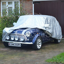 Classic Mini Breathable Car Cover for all Saloons from years 1959 to 2000