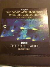 David Attenborough Wildlife Collection- The Blue Planet -Frozen Seas