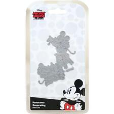 Disney Metal Die ~ PANORAMA DECORATING ~ DUS0115 ~ Mickey Mouse & Friends