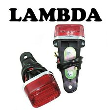 Tail Light Assembly for Yamaha IT125 IT175 TY175 IT250 IT400 IT465 IT490 Models