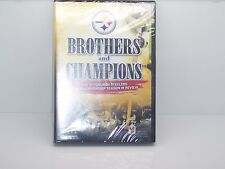 Pittsburgh Steelers Brothers and Champions DVD 2008 Season Review