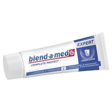 3 x BLEND-A-MED - Toothpaste Pro Expert - Strong Teeth - 3 x 75 ml = 225 ml