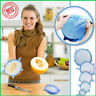 Reusable Food Lids Silicone Stretch Storage Canning 6Pcs Set Cover Zero Waste