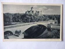 Ansichtskarte Halle a.d. Saale Burg Giebichenstein 1940