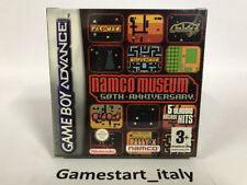 NAMCO MUSEUM 50TH ANNIVERSARY - NINTENDO GAME BOY ADVANCE GBA - NUOVO SIGILLATO